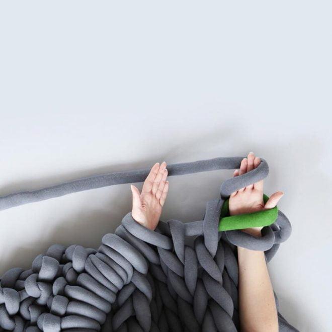 Cozy Blanket Prozess